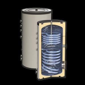Staande hygiëne tapwater boiler