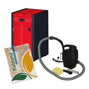 biomassaketel burnit plb 25 kw | gratis pelletkorrels en stofzuiger | actiebundel
