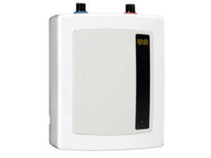 Elektrische doorstromer voor tapwater