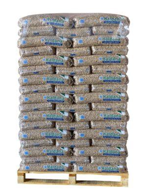 Pallet houtpellets